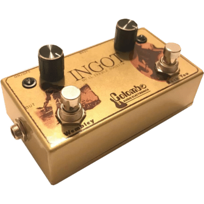 Ingot Dual Treble Booster