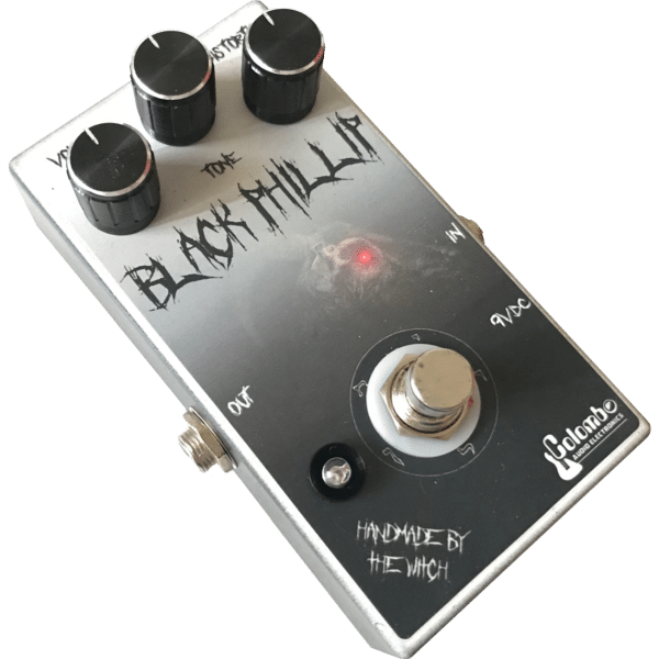Black Phillip Metal Distortion