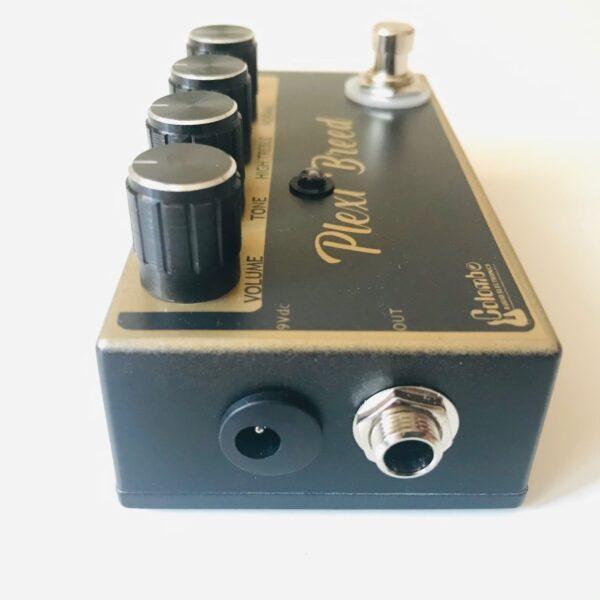 Plexi pedal